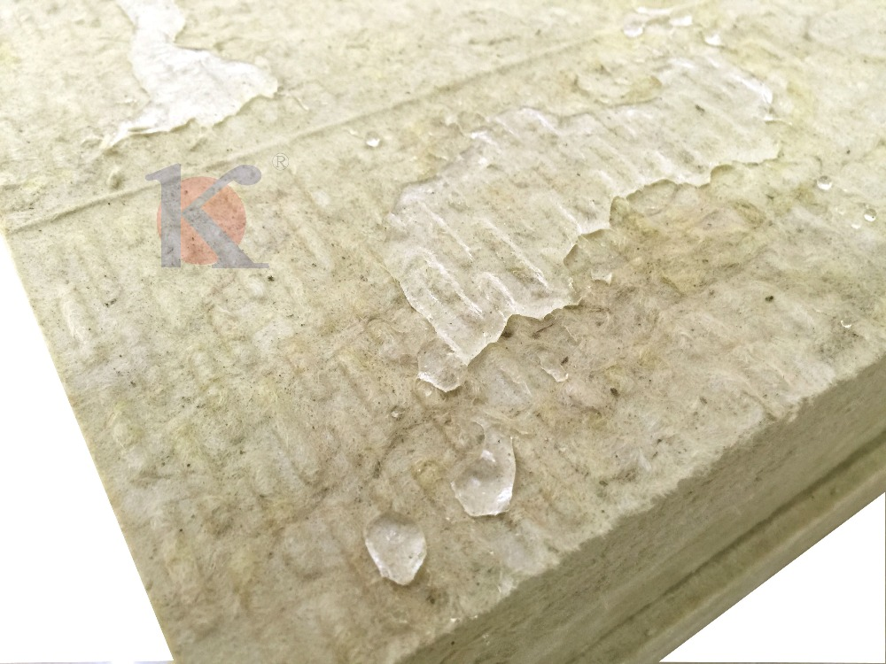 Thermal insulation rock wool panel mineral wool board best for Rockwool insulation board