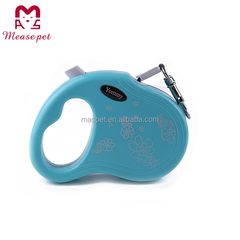 The most lovely and smart retractable leash for dogs and pets mini lovely style