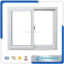 Fashion Residential PVC Fixed Window/Sliding Window with 5mm Single Glass