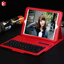 "Colorful Wireless Bluetooth Keyboard Case For Samsung Galaxy Tab 3 7"" P3200 P3210"