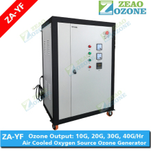 multifunction 50 g/h ozone generator water purifier for pure water treatment/fresh water generator