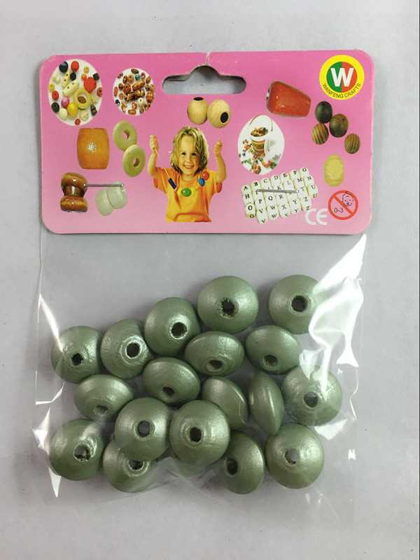 Wanfeng asia wooden beads for wooden sailboat model