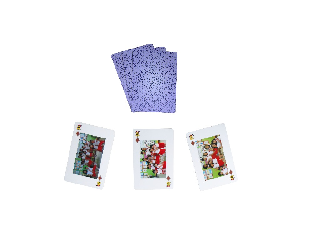 New Arrival playing game paper card printing