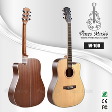 41 inch Spruce Brand Acoustic Guitar