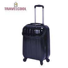 Carry-On Type and Men,Women,Children Department Name cheap abs+pc travel luggage (DC-9917)