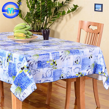 Guangzhou factory turkish modern wedding nonwoven table cloth 36x36