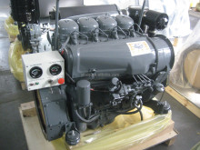 Air Cooled 4 Strokes Duetz Diesel Engine F4L912