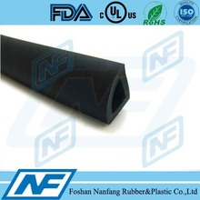 EPDM good weather resistance rubber gasket or sealing profile