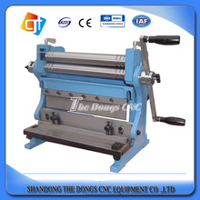 3-IN-1 305 Manual Combination of Shear Brake and Roll Machine
