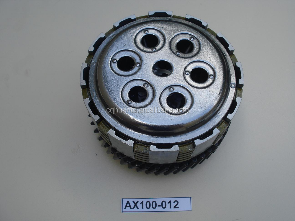 China motorcycle parts CLUTCH COMP AX100
