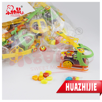 toy plane fruit shape pressed sugar tablet candy