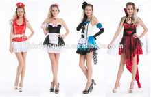 "<span class=""wholesale_product""></span> Quanzhou walson Instyles Ladies Sexy Naughty Nurse french maid Fancy Dress Fun Party Hen"