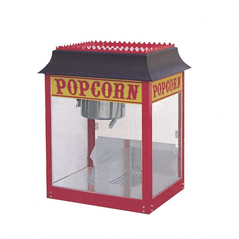 <strong>Electricity</strong> saving sweet popcorn machine with wheels