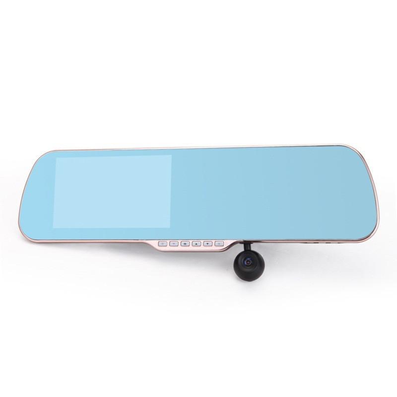 2016 nouveau 5 0 pouce voiture dvr gps wifi de voiture miroir cam ra android full hd 1080 p. Black Bedroom Furniture Sets. Home Design Ideas