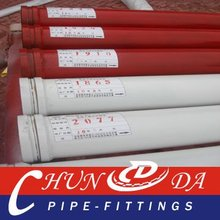 2014 hot sale concrete pump spare parts (pump pipe made in China)