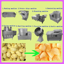 Factory manufacturer popular snack doritos corn chips making machine
