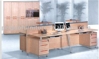 modern contemporary affordable wood office furniture executive desk