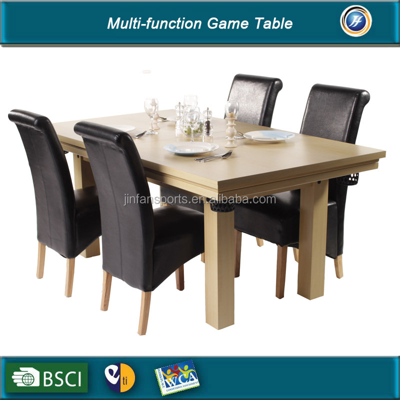 2 in 1 multi function table billiard table dining table - Multi function dining table ...