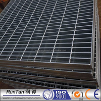 hot dipped galvanized steel grating standard size