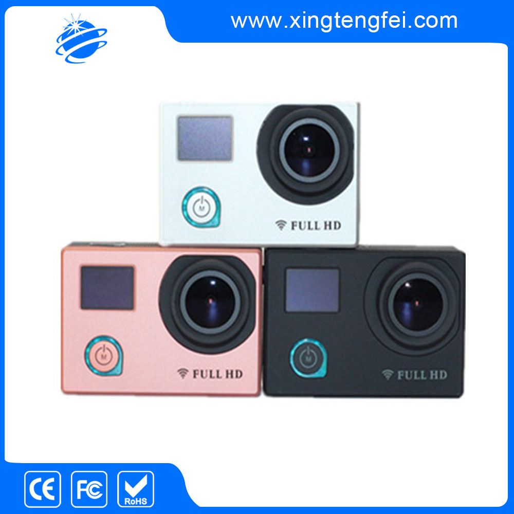 good quality sports action camera for car and motorcycle manufactured in China
