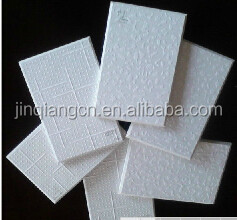 China made fiber cement ceiling board with asbestos free