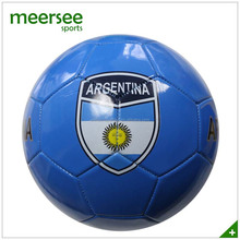 Argentina country Design New Product team sports bulk footballs