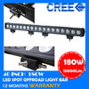 dirtbike led light bars led light bar 180w 4x4 led bar light