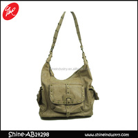 pu shoulder bag/designer hobo handbag/new pu handbag