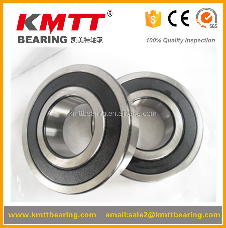 deep groove ball bearings for motorcycle with black seal deep groove ball bearing 6317 2rs c3