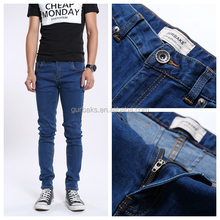 Wholesale Hot Selling Bulk Blue Jeans