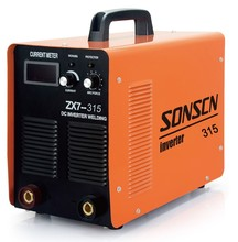 Portable arc 300 mosfet inverter welding machine three phase