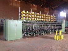 High speed 48 spindles rope yarn winding twisting machine for sale