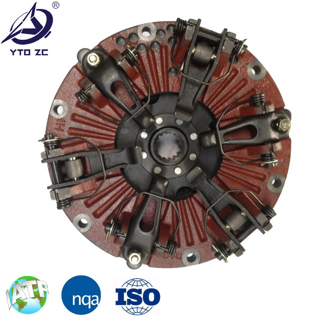 YTO Agriculture Tractor Clutch Farm Tractor Parts E300 Clutch Assembly