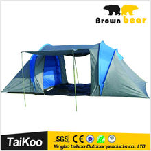 Customize double family sleeping tent