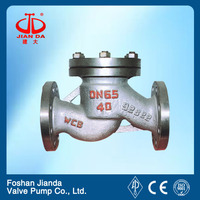 WCB water meter check valve ASTM