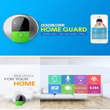 New Design Smart Home Security HD 720P IP Doorbell Video Wifi Door Bell