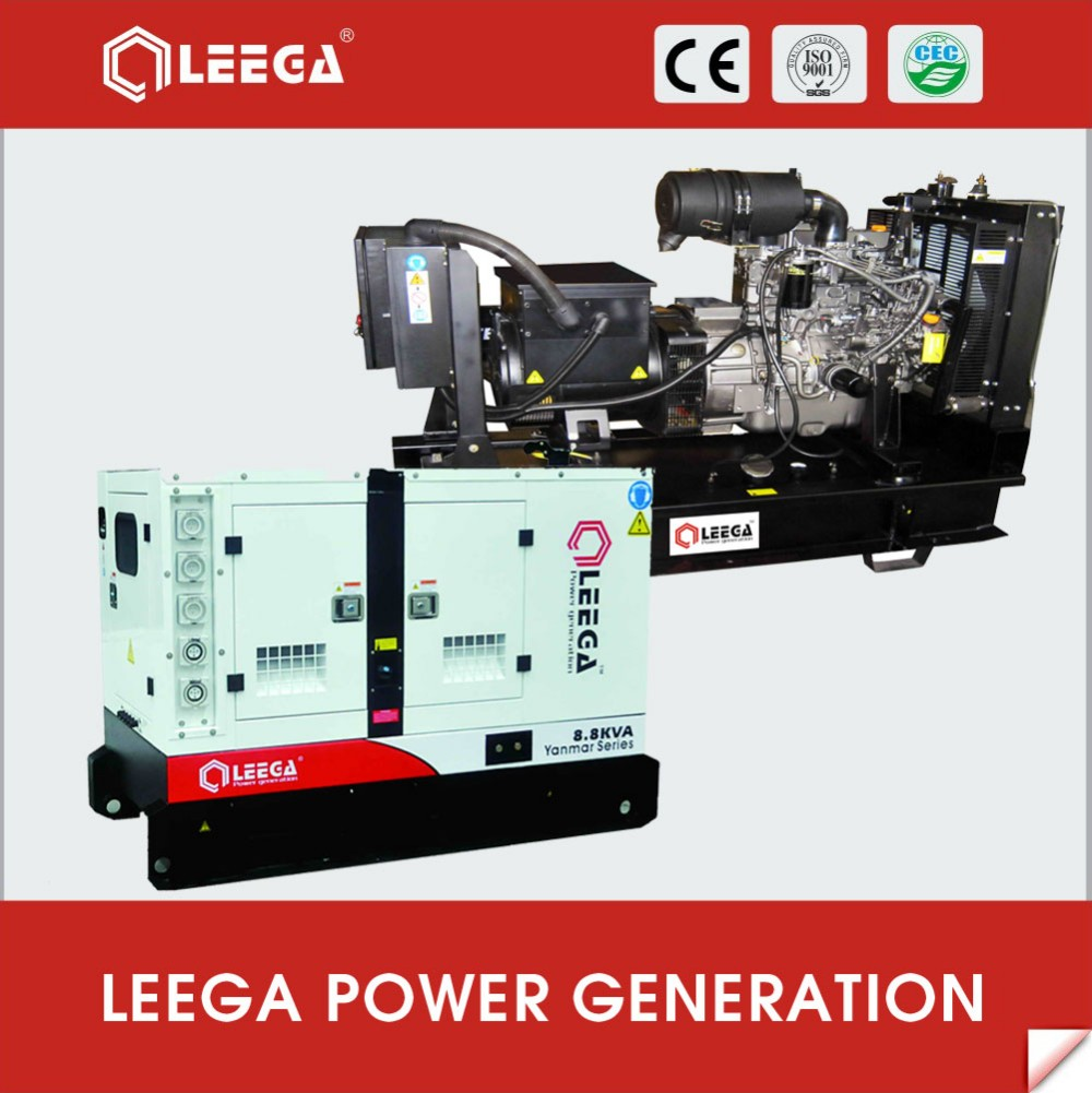 30kva LEGA POWER Diesel Generator Sets by Japanese engine