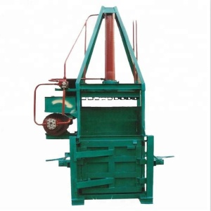 Waste Paper And Cardboard Press Machine/Hydraulic Full Automatic Baler
