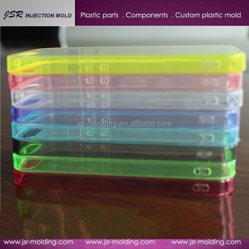 Offer OEM cell phone covers for girls,telephone cover plastic mold,cell phone cover plastic molding