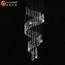 wholesale chandelier crystal prisms chandelier import from china OM9213-