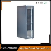Steel Rack 19inch Outdoor Cabinet Cooling Fans