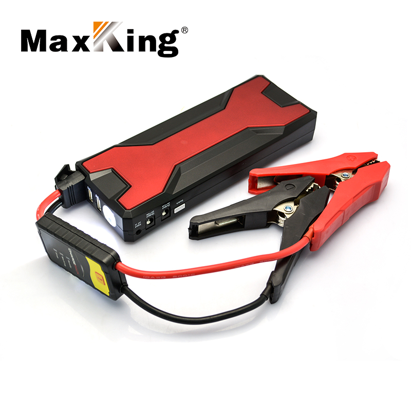 2014 hot selling newest car battery jumper cables 19v 20000 mAh car jump starter mini jump starter