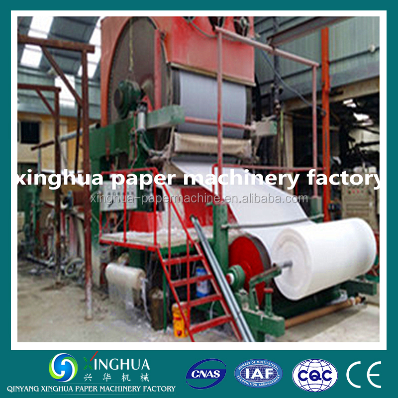 small business idea in india Low price for 787mm small toilet tissue paper making machinery