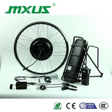very cheap dirt 48v 1000w electric bike conversation kit