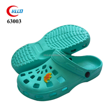 summer beach hot sales cheap EVA clogs shoes for ladies