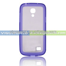 Slim Fit Flex TPU+PC Case Cover for Samsung S4 Mini