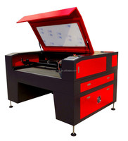 NC-1290 Separable Style Laser Engraving machine price For Granite Stone with auto focus red dot pointer