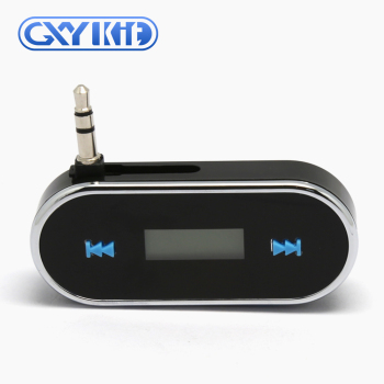 GXYKIT F2 BT car fm transmitter car kit smartphone music transmitter