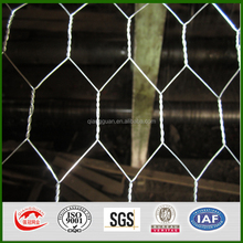 black vinyl coated poultry netting/hexagonal wire netting/chicken wire
