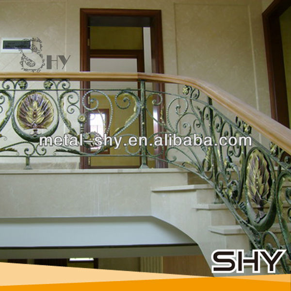 2014 China Iron Balcony Railings Designs,Wrought Iron Grill Designs for Balcony